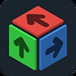1212! Arrows match: Puzzle game Symbol
