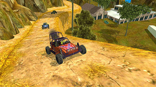 Off road 4x4 hill buggy race screenshot 2