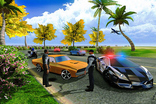 Drive to grand city для Android