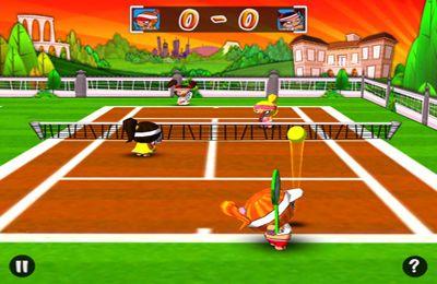 スポーツゲーム: 電話に 早く早く!テニスをダウンロード