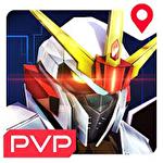 Fhacktions go: GPS team PvP conquest battle Symbol