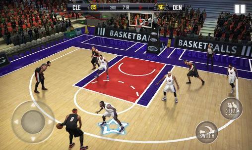 Fanatical basketball captura de pantalla 1
