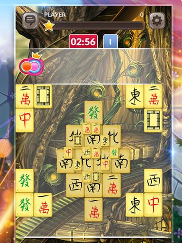 Forbidden castle: Mahjong tale auf Deutsch