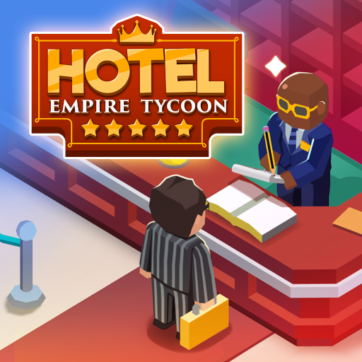 Hotel Empire Tycoon - Idle Game Manager Simulator icône