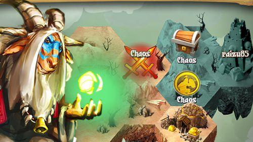 Screenshot Versteckte Helden auf dem iPhone