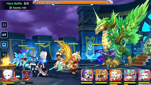 Tales of dragoon für Android