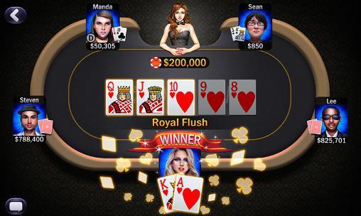 Poker-Spiele Texas holdem: Poker series auf Deutsch