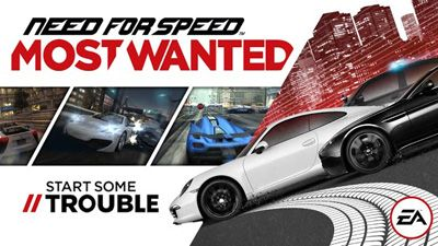 Need for Speed: Most Wanted capturas de pantalla