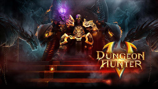 Dungeon hunter 5 скриншот 1