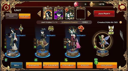 Exos saga screenshot 1