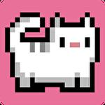 Cat-a-pult: Toss 8-bit kittens Symbol