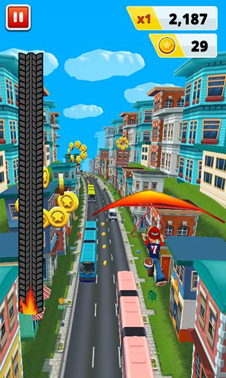 Bike blast: Racing stunts game для Android