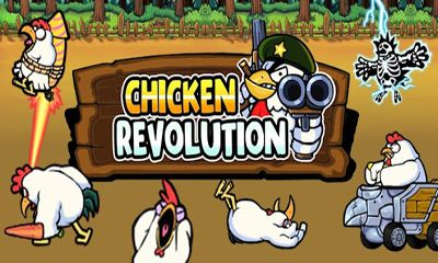 Chicken Revolution captura de pantalla 1