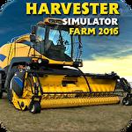 Harvester simulator: Farm 2016 icono