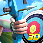 Archery: World champion 3D Symbol
