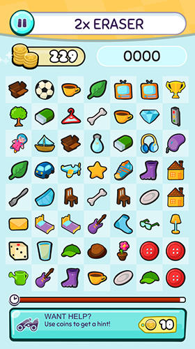 Find stuff: Doodle match game Screenshot