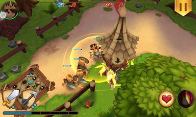 Royal Revolt! screenshots
