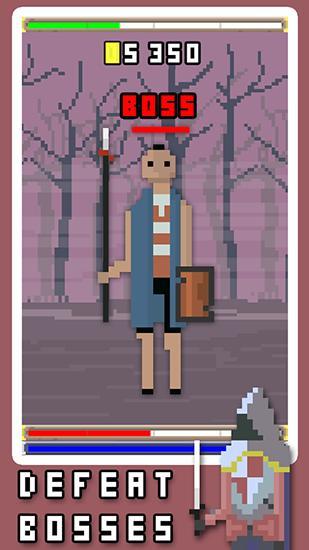 Pixelspiele RPG clicker auf Deutsch