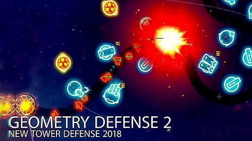 Geometry defense 2 Screenshot