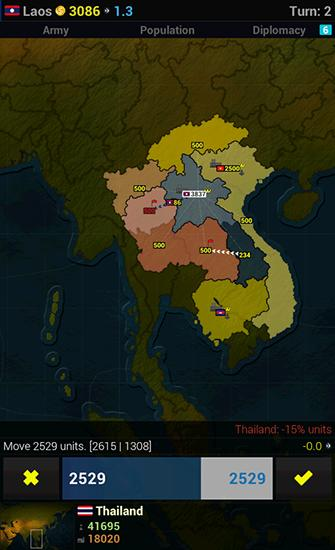 Age of civilizations: Asia für Android