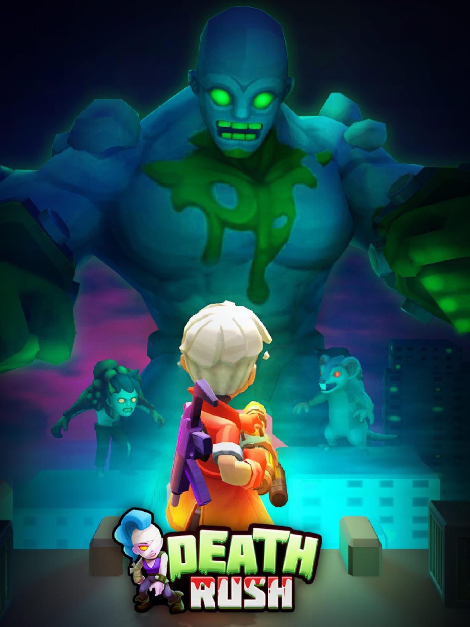 Death Rush screenshot 1