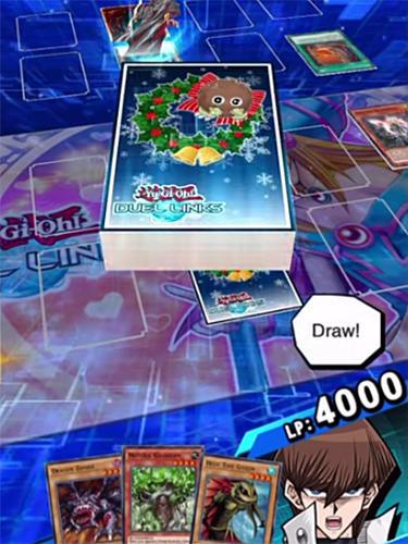 Onlinespiele Yu-gi-oh! Duel links für das Smartphone