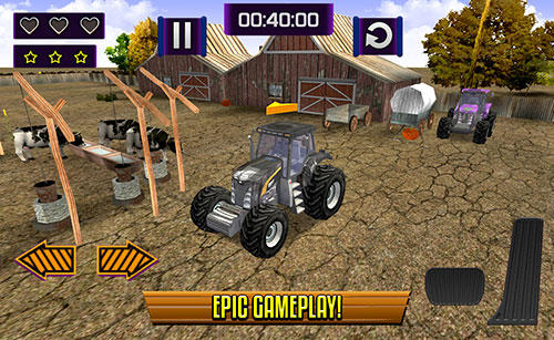 Real USA farming simulation 3D для Android