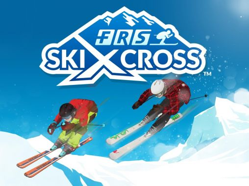 FRS Ski cross icono