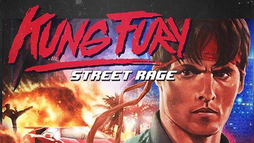 logo Kung Fury: Straßenwut