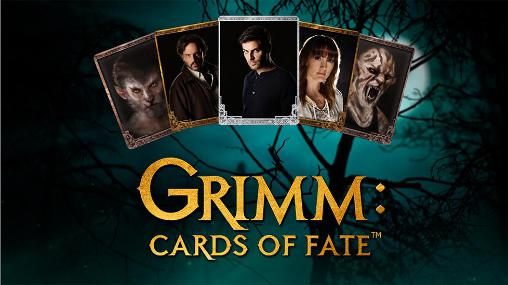 Grimm: Cards of fate captura de pantalla 1