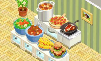 Restaurant Story para Android
