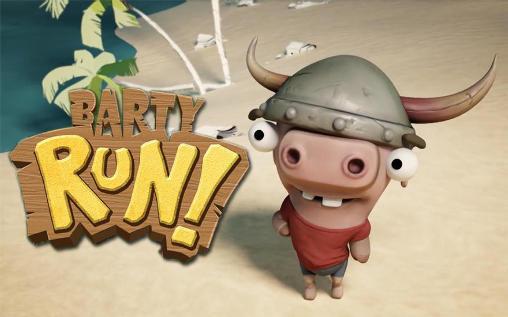 Barty run Symbol