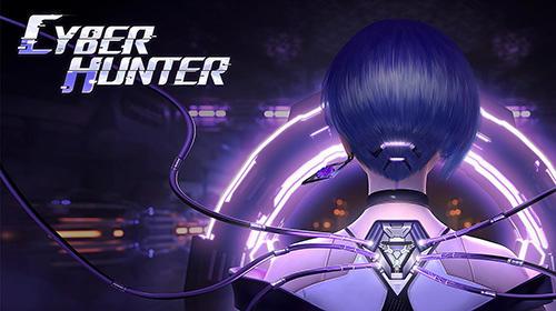 logo Cyber hunter