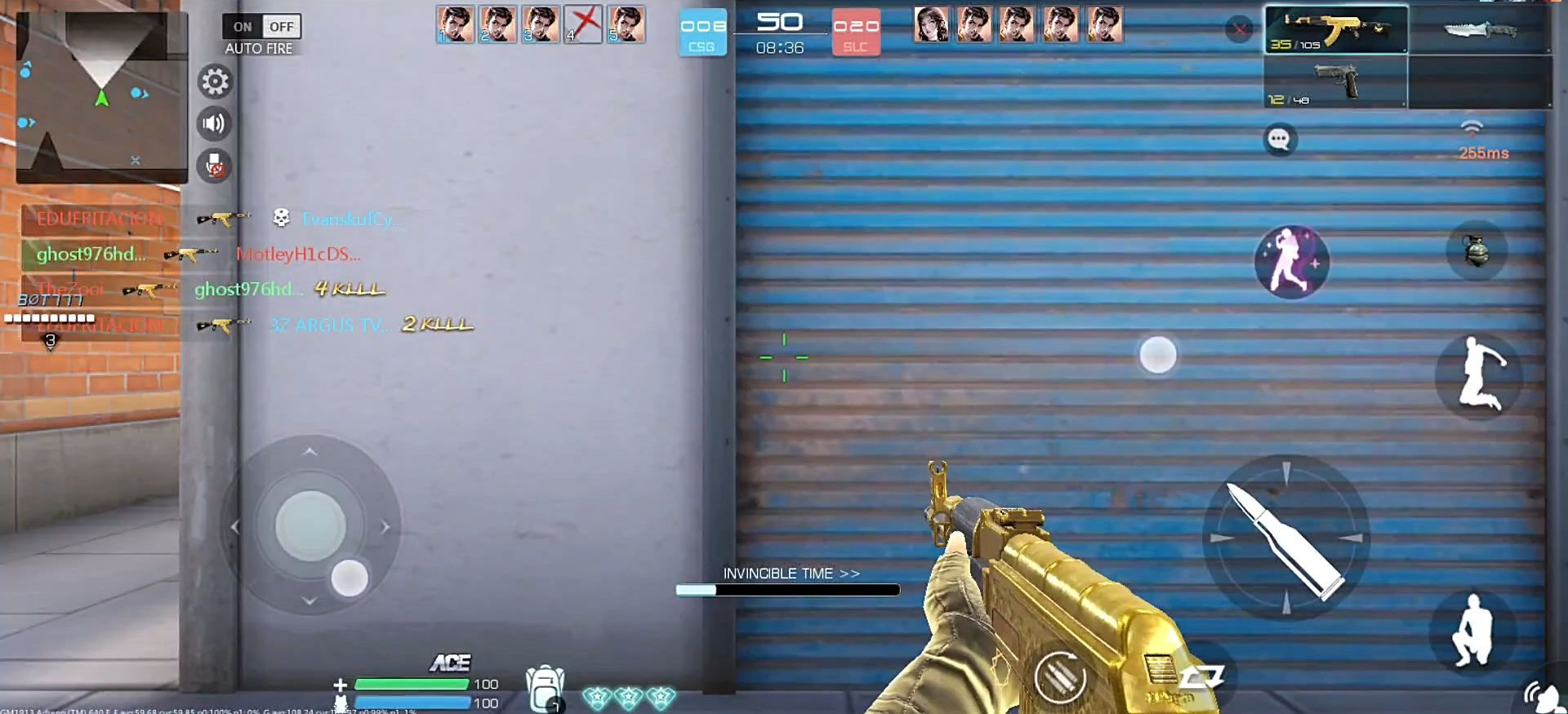 Elite Strike - SA captura de pantalla 1