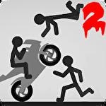 Stickman dismount 2: Annihilation Symbol