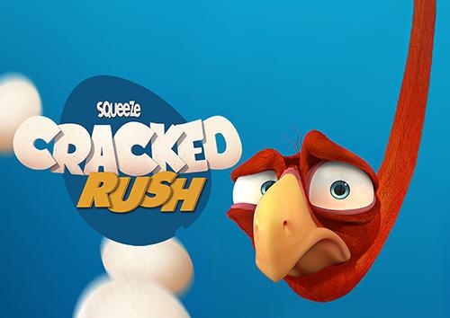Cracked rush icône