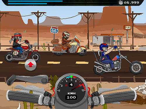 Moto quest: Bike racing screenshot 1
