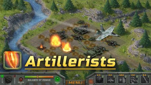 Artillerists Screenshot