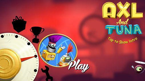 Arcade-Spiele: Lade Axl und Tuna auf dein Handy herunter