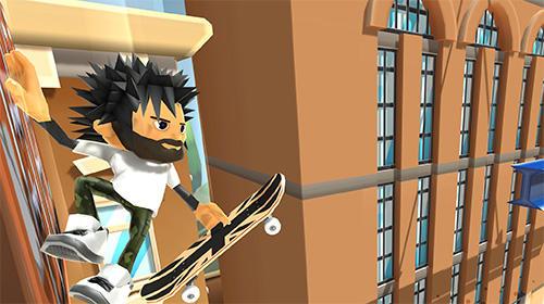 Screenshot Epischer Skater 2 auf dem iPhone