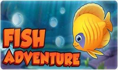 Скриншот Fish Adventure на андроид