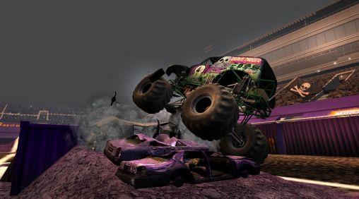 Monster jam screenshot 1