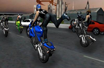 Rennspiele: Lade Rennen, Stunts, Kämpfe! auf dein Handy herunter