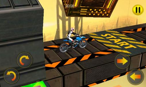 Mototrials Stunt zone 3D auf Deutsch