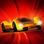 Shell racing icon