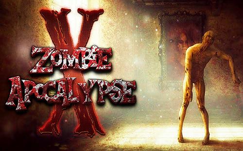 Zombie X apoclypse скриншот 1
