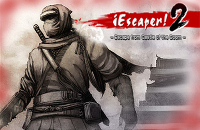 logo iEscaper!2 -Escape from Castle of the Doom