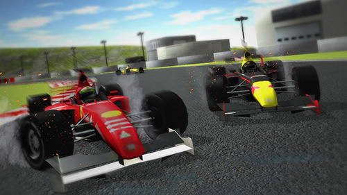 Formula racing 2017 captura de tela 3