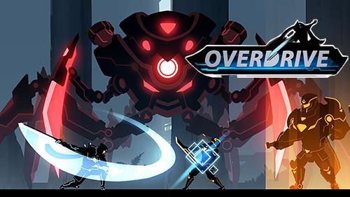 Overdrive: Ninja shadow revenge captura de tela 1