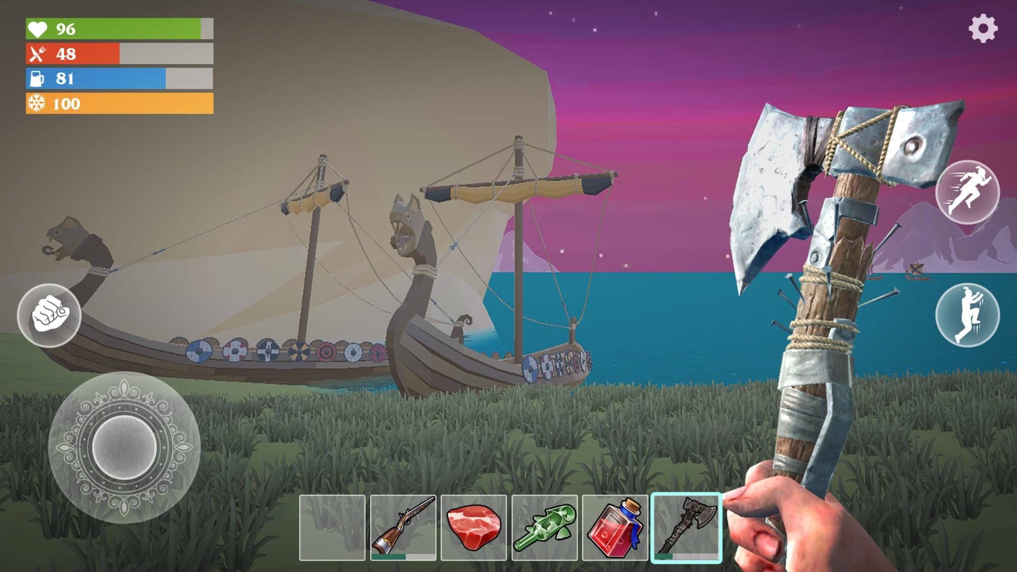 Last Viking: God of Valhalla Baixar APK para Android (grátis) | mob.org